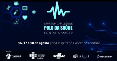Polo da Saúde de Londrina lança primeiro Startup Challenge