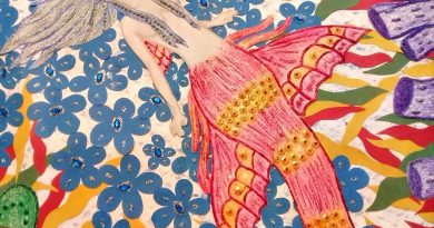 Artistas Londrinenses: Ana Paula Berehulka