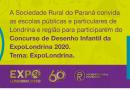 Concurso de desenho sobre ExpoLondrina vai premiar estudantes