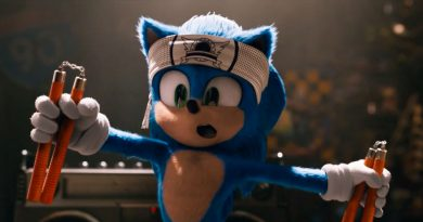 Consertaram o Sonic!