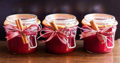 Geleia de morango: para comer e presentear