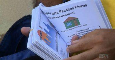 Prefeitura cobra IPTU em atraso e não planeja Profis