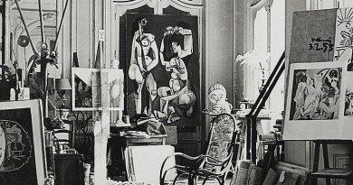 Ateliês de artista: uma vida inteira por um galpão!