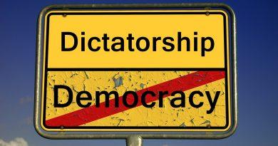 O Brasil passa por um processo obscuro de intervenção antidemocrática